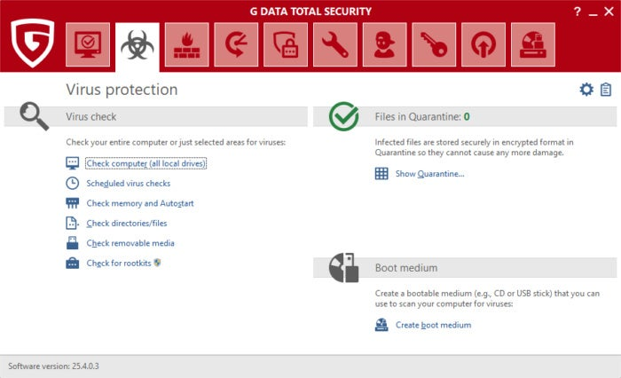 G Data Total Security review: The best antivirus app you've never