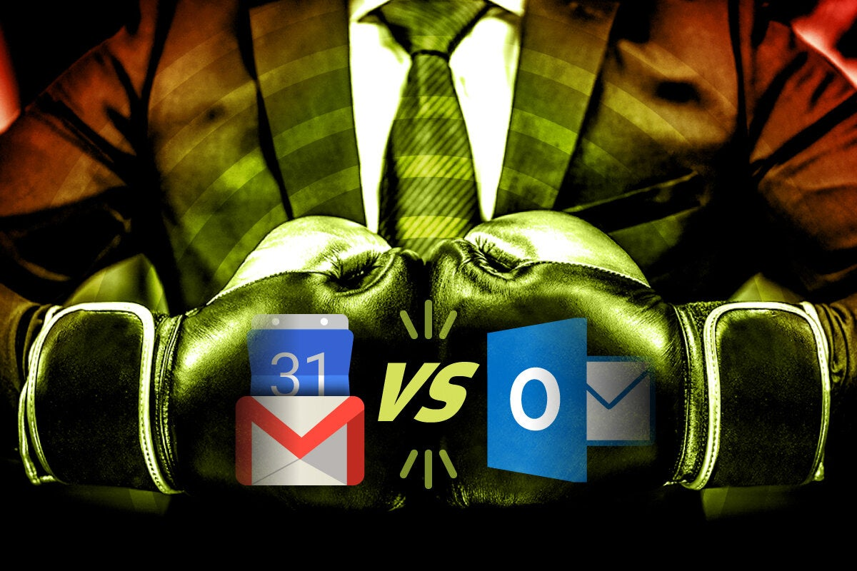 Outlook vs  Gmail: Which works better for business