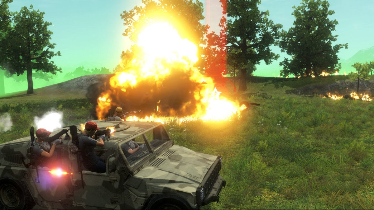H1z1 Pubg S Battle Royale Predecessor Is Going Free To