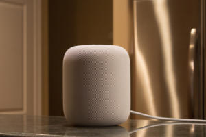homepod tested in kitchen