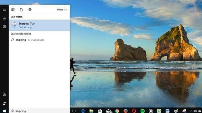how to take a screenshot in windows 4