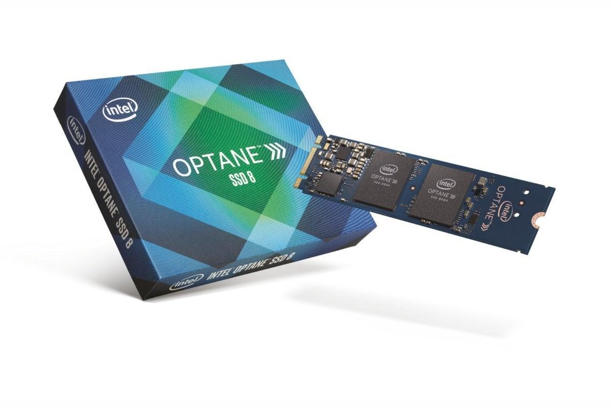 intel optane ssd 800p box