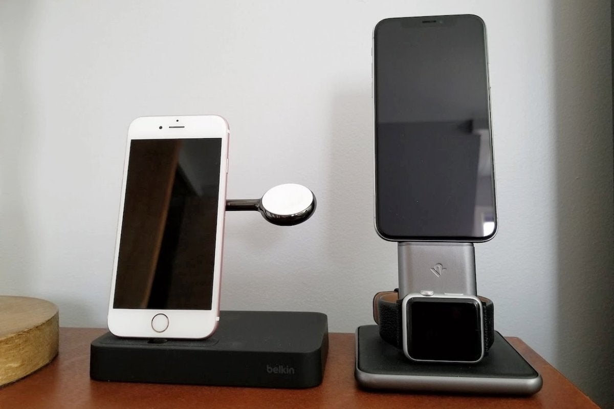 iphone watch docks lead