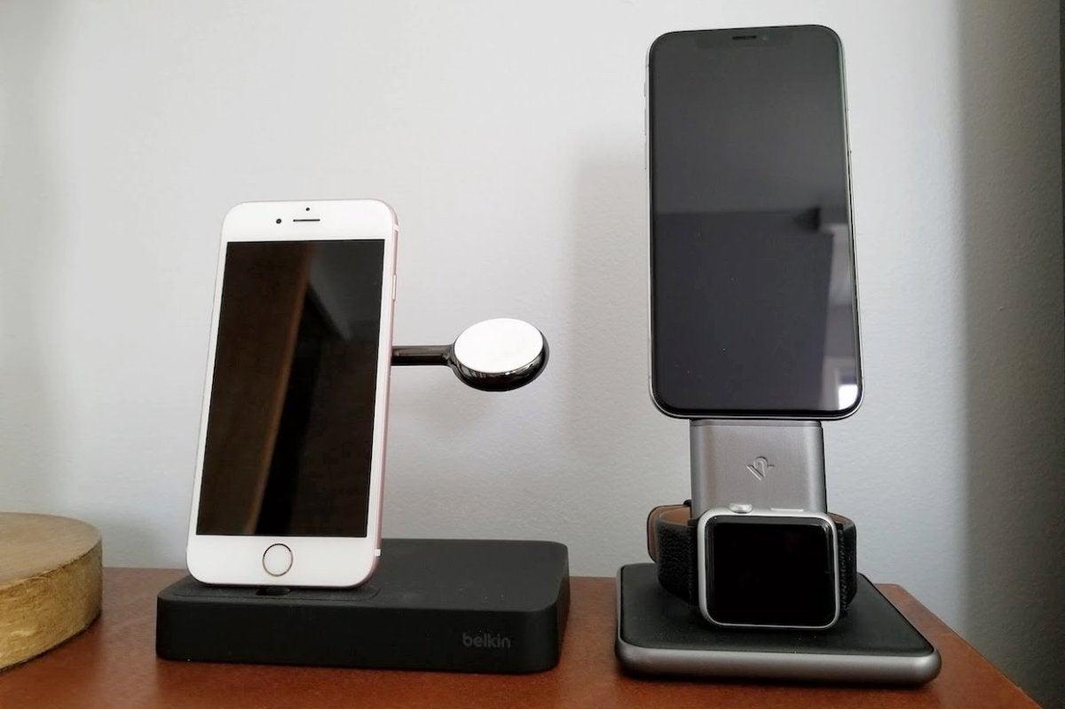 iphone watch docks lead