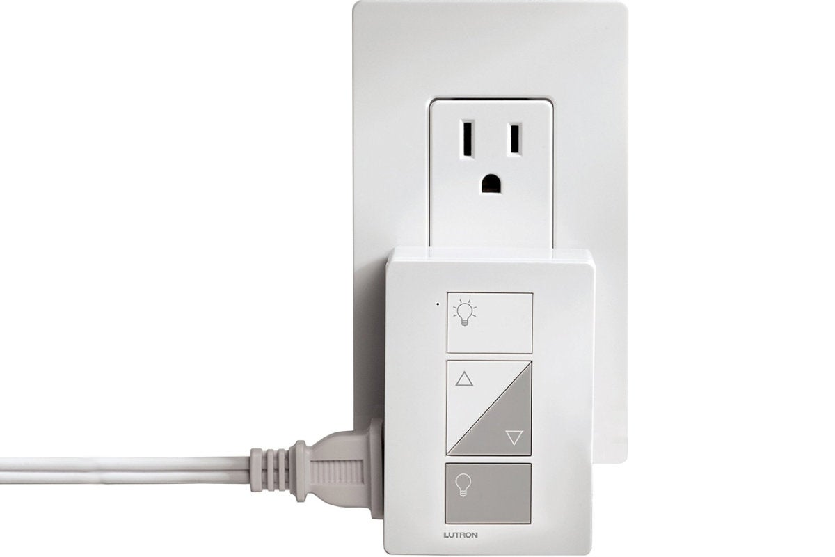 Lutron Caséta Smart Lighting Dimmer Switch Starter Kit review: This
