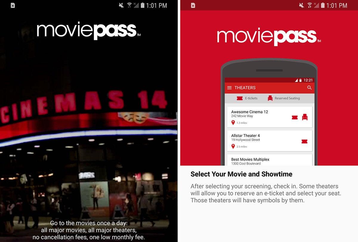 MoviePass app tracks users
