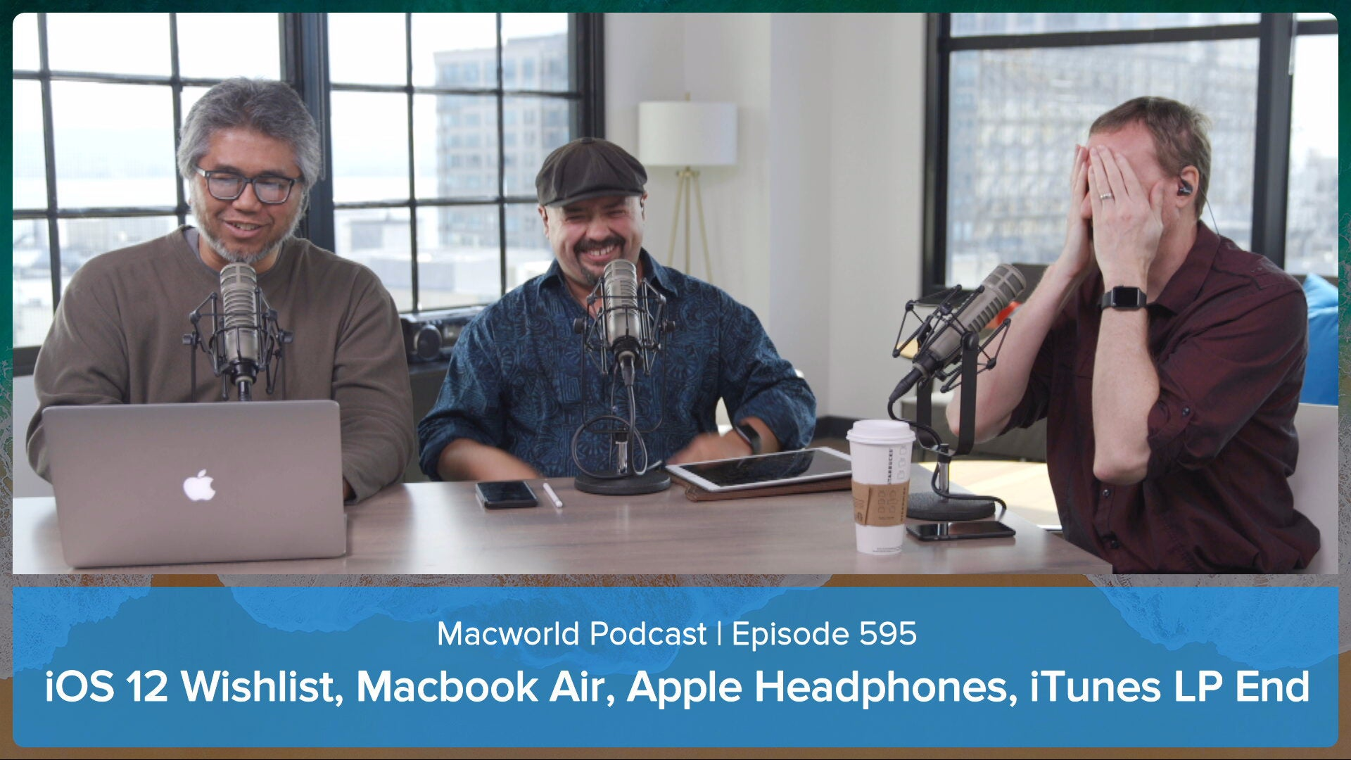 Macworld Podcast 595