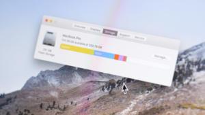 Mac Free Space