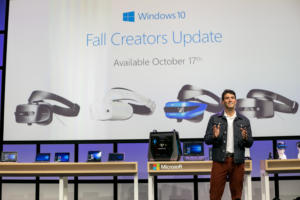 terry myerson Microsoft Windows 10