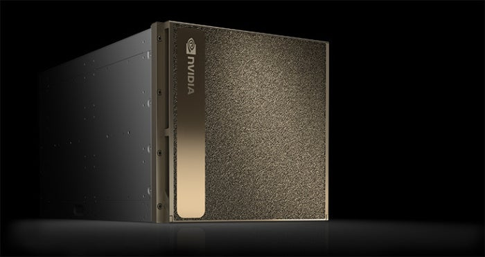 Nvidia DGX-2 high-performance computing server