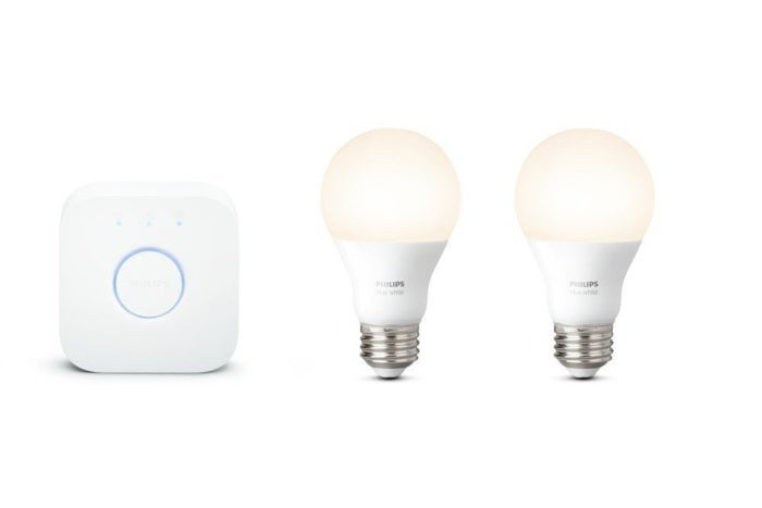 this philips hue smart bulb kit is 20 off macworld. Black Bedroom Furniture Sets. Home Design Ideas