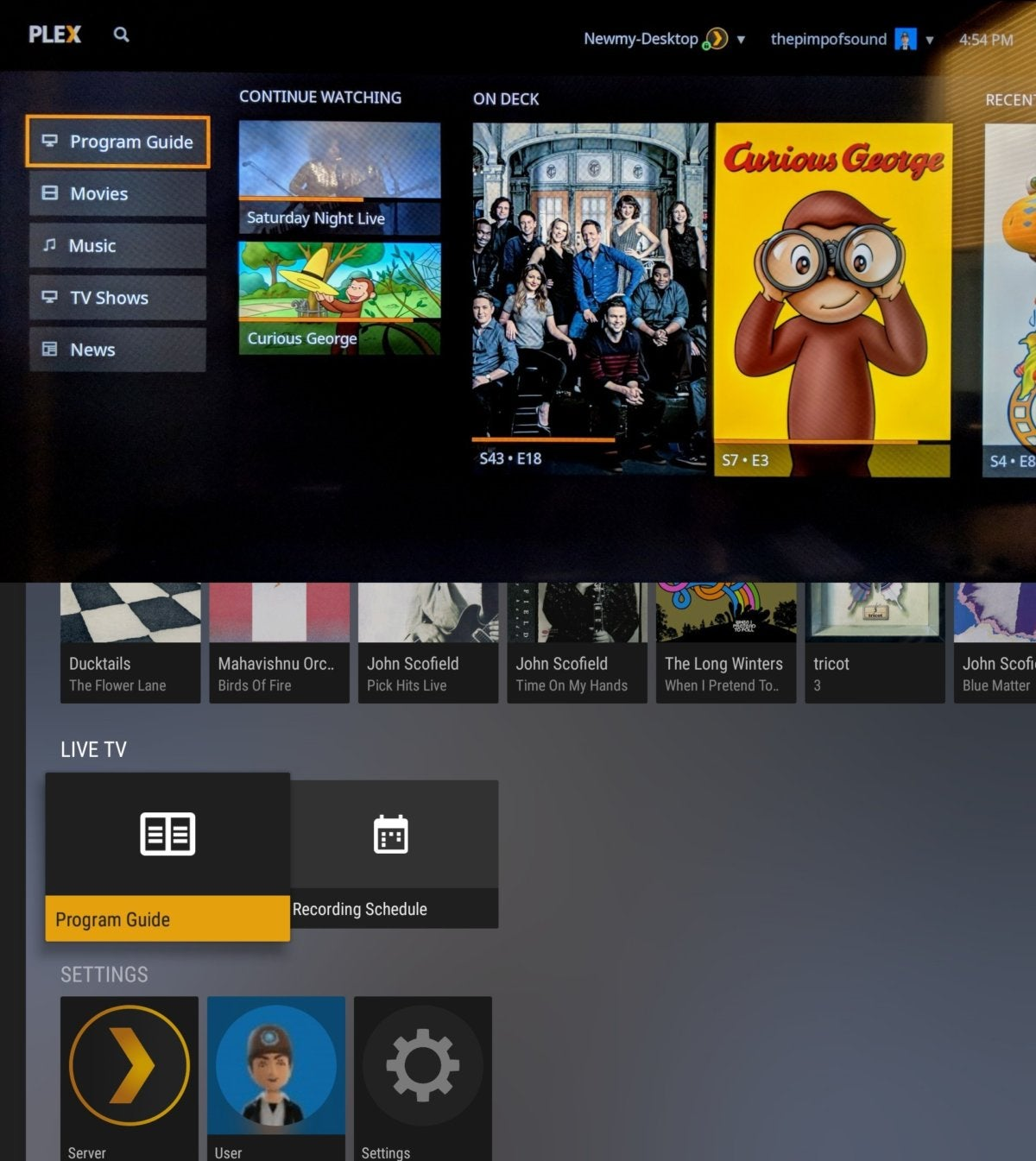 Plex DVR review: Still the best option for power users | IDG