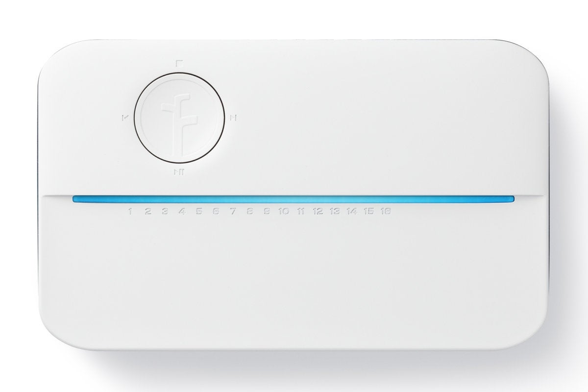 Rachio 3 with cover