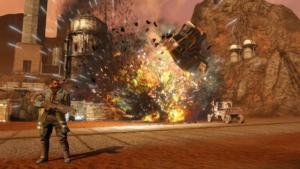 Red Faction: Guerrilla Re-Mars-Stered