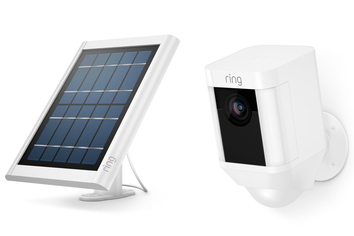 Ring Spotlight Cam Review Intruders Can T Hide In Darkness With