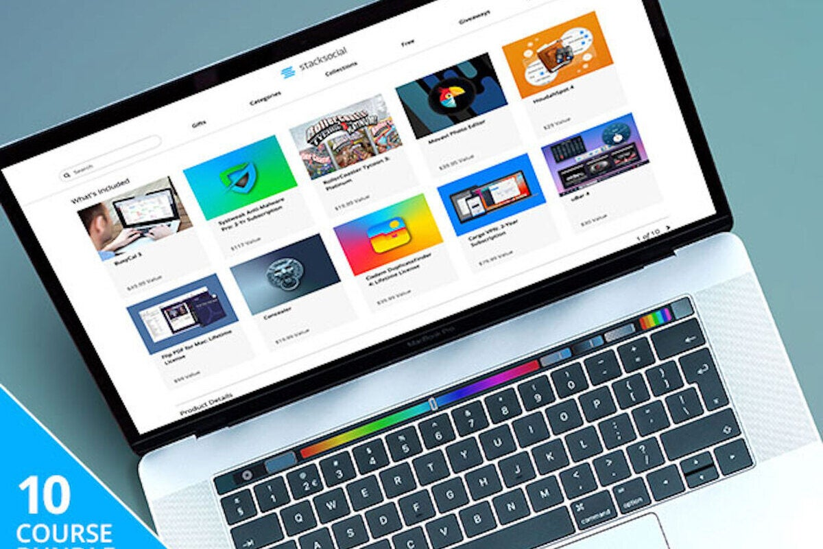 photo image Save Over 90% On This Bundle Of 10 Essential Mac Apps ($19.99)