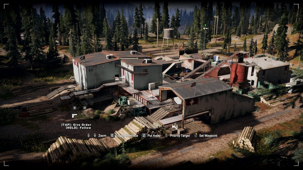 how to get cheeseburger far cry 5