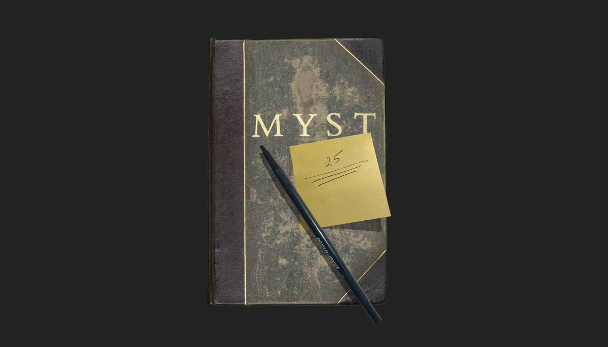 Myst - 25th Anniversary