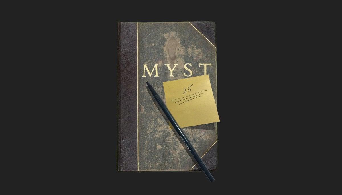 Myst - 25th Anniversary