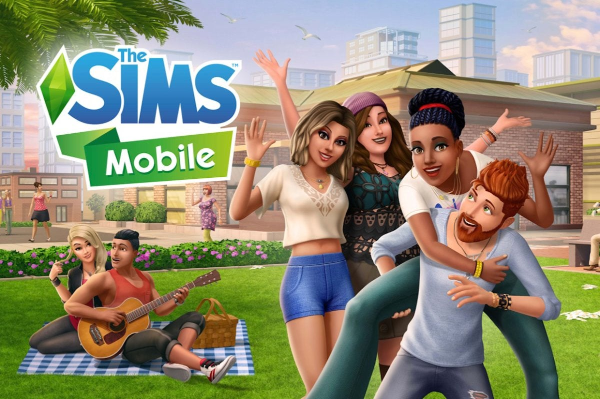 Resultat d'imatges de the sims mobile