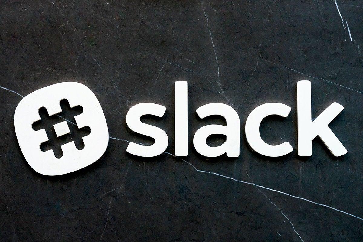 #slack signage