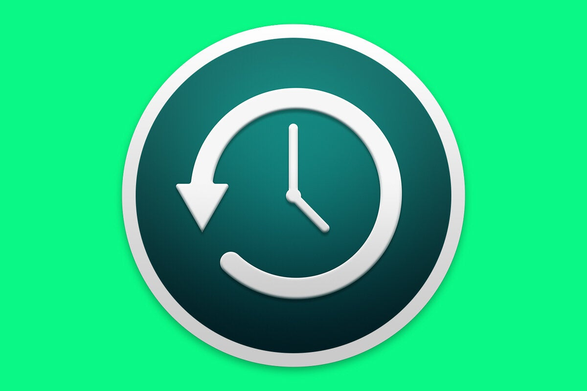time machine high sierra icon
