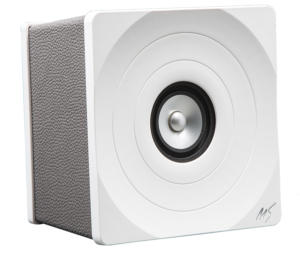 Tozzi One speaker in pearl finish.