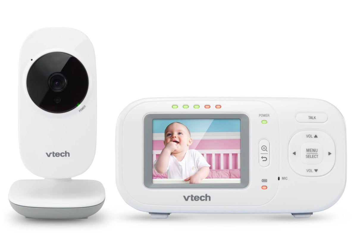 Vtech Vm2251 Video Baby Monitor Review A Best Friend For