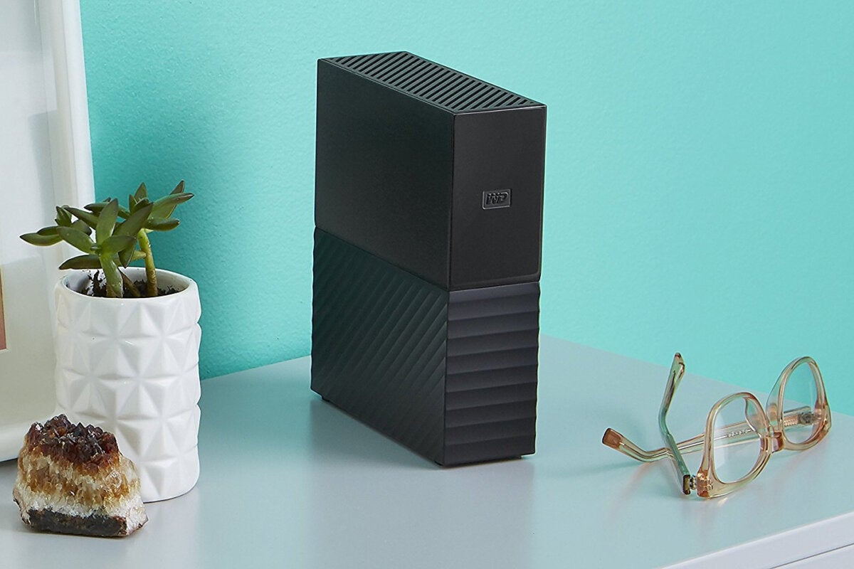 photo image Best Buy is selling an 8TB WD external hard drive for $40 off