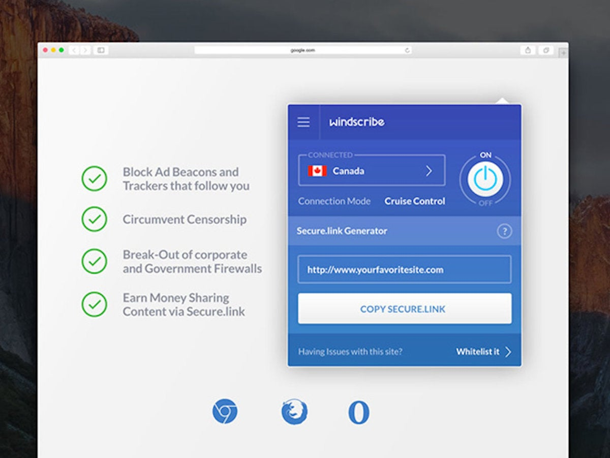 Get A Lifetime Subscription To Windscribe VPN For 92% Off