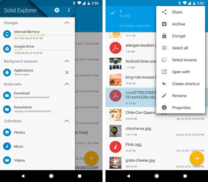 The best Android file manager apps | Computerworld
