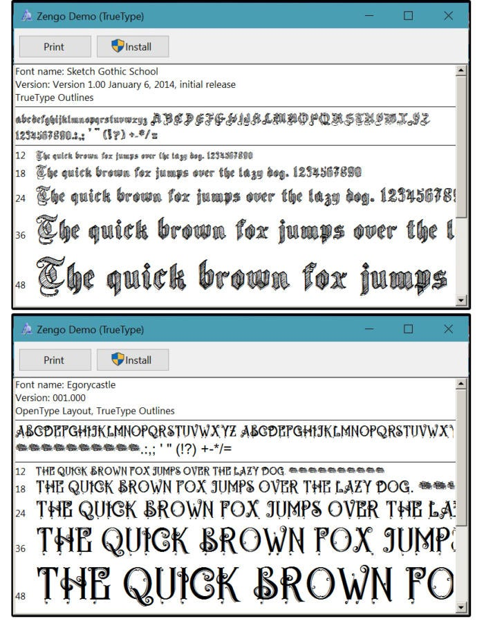 03 downloadinstall fonts edit