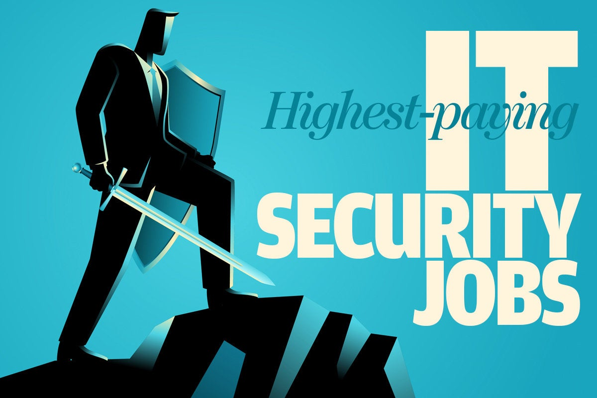 Highest Paying IT Security Jobs