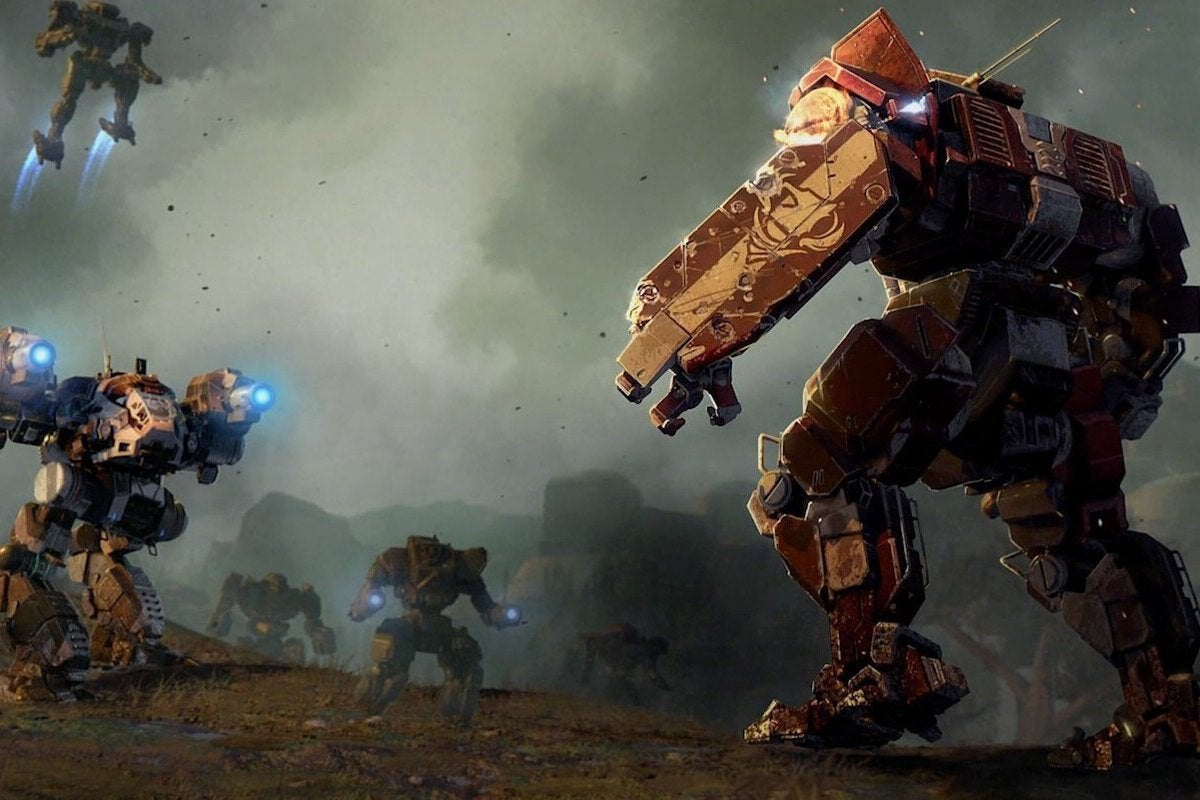 Battletech Review Fantastic Tactics With Lingering