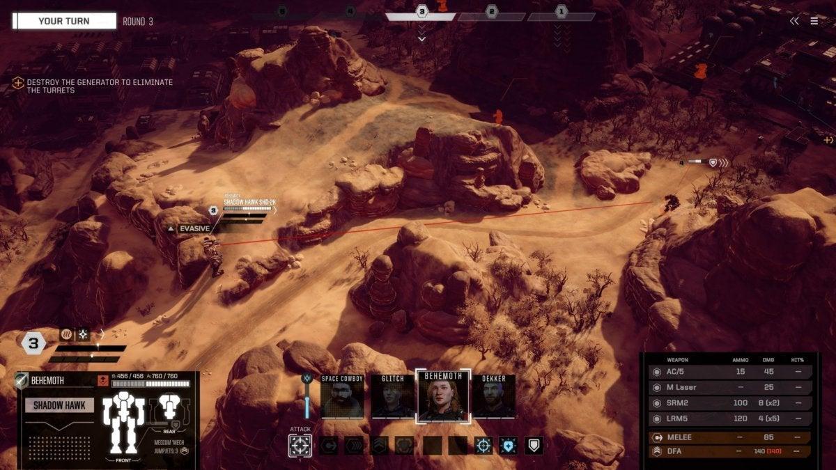 BattleTech review-in-progress: A fantastic tactics game