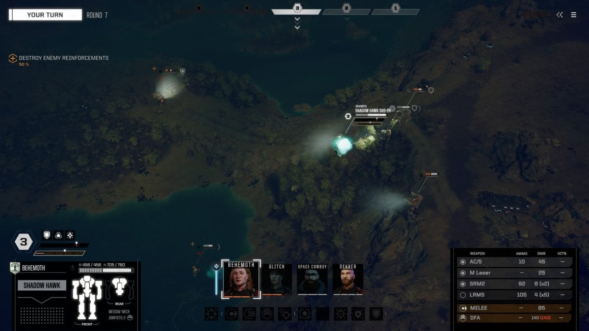 BattleTech review: Fantastic tactics with lingering performance