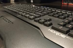 Roccat Horde Aimo review: This 'membranical' gaming keyboard explores new territory