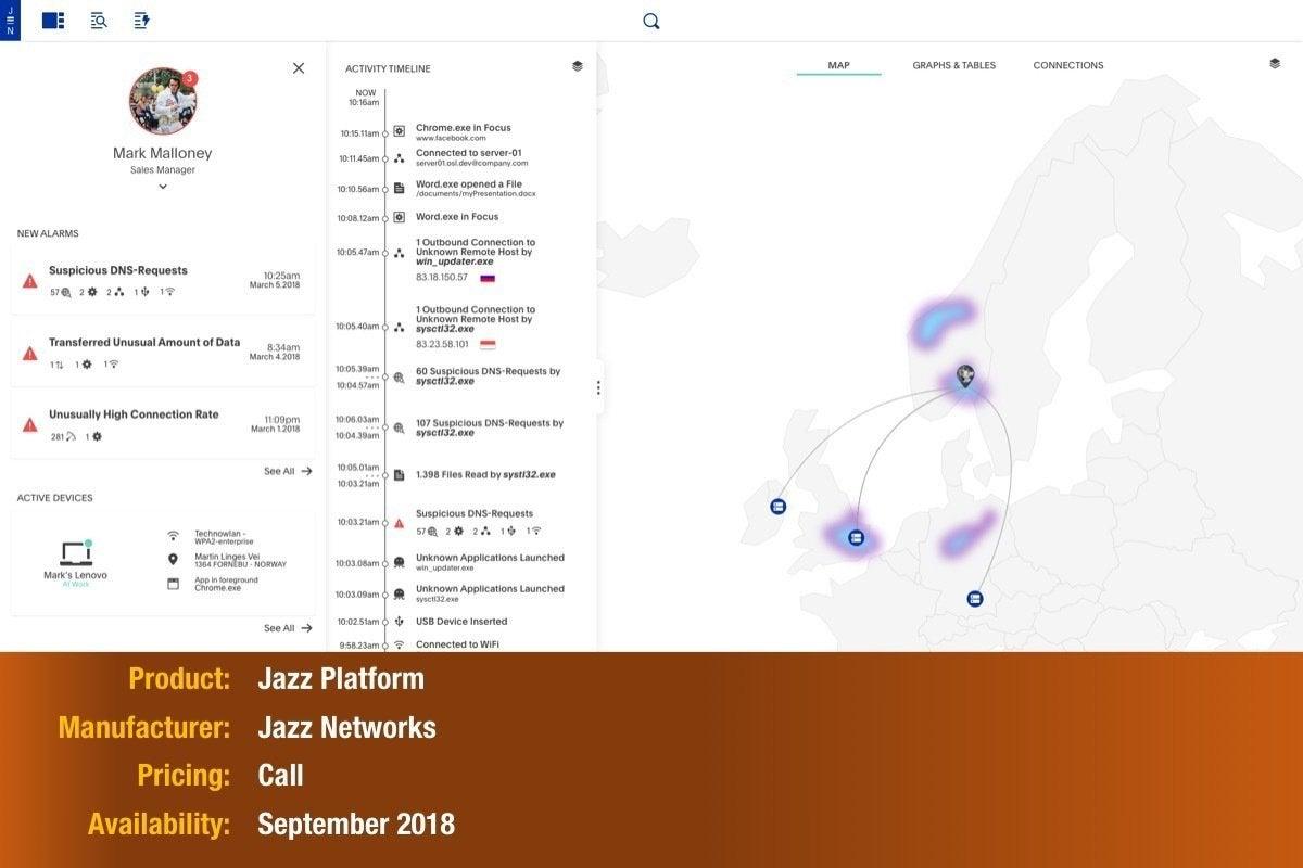21 jazz networks