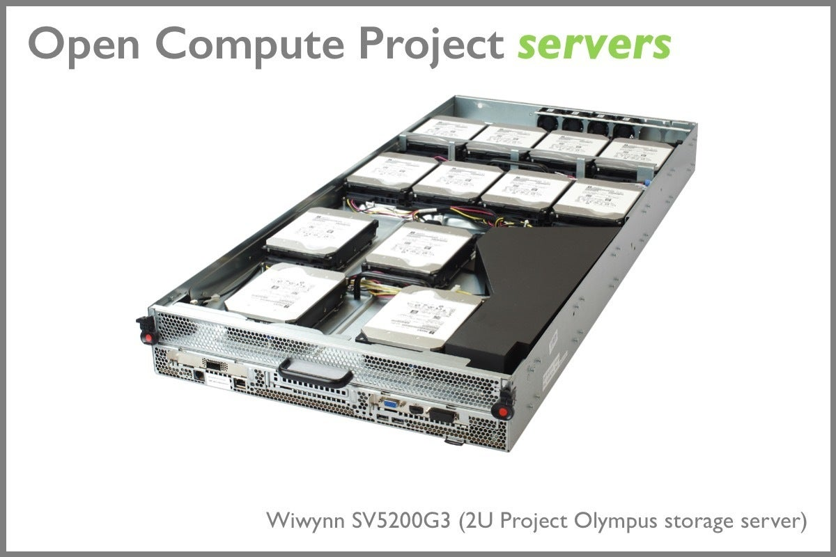 open compute project Open compute project (ocp) is a global community of technology leaders working together to unlock proprietary it infrastructure to make hardware more efficient .