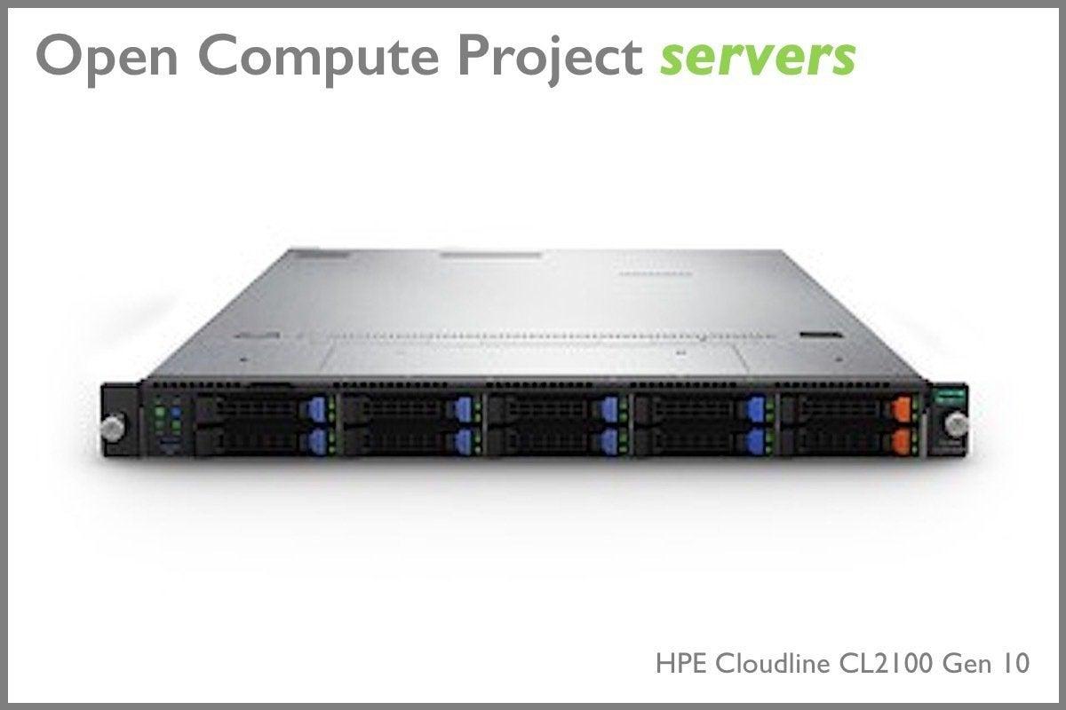 3 hpe cloudline cl2100 gen10