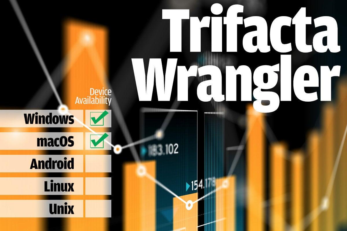 7 trifacta wrangler