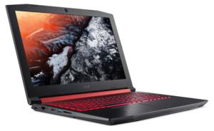 acer nitro 5 front left angle preview