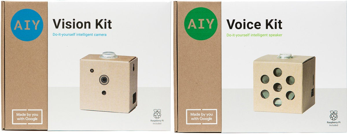 aiy kits google assistant