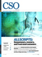 allscripts ransomware attack insider cover