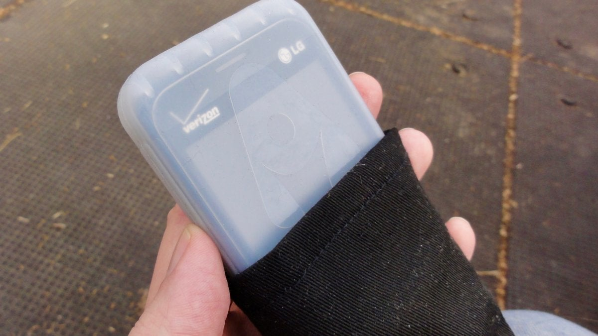 angelsense gps silicone cover