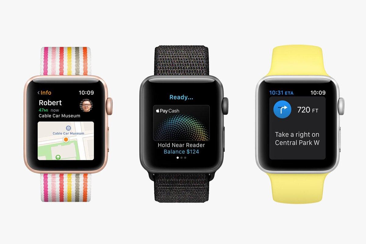 Apple releases watchOS 7.0.3 update for Apple Watch Series 3