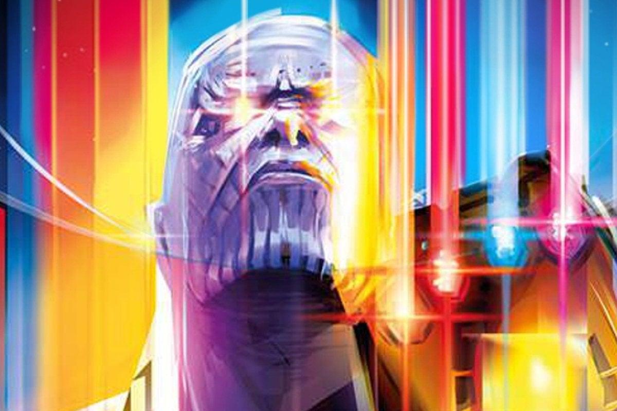 avengers thanos infinity