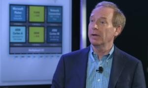 Microsoft azure sphere brad smith