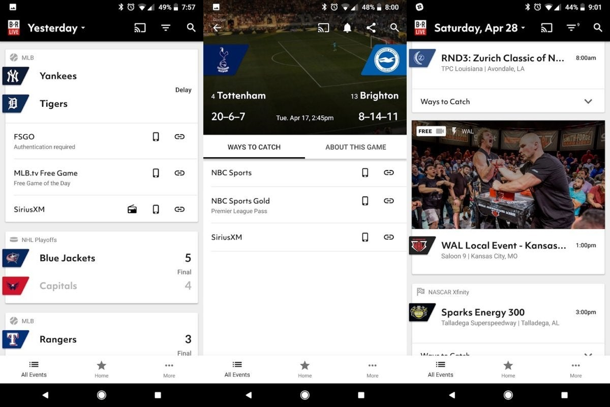 This app makes finding live legal sports streams less painful | TechHive
