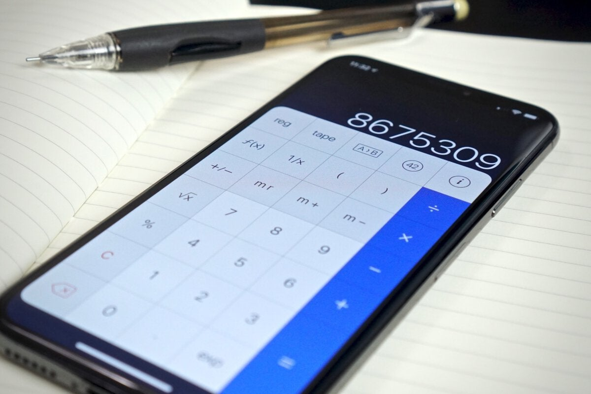 The best calculator apps for the iPhone and iPad | Macworld